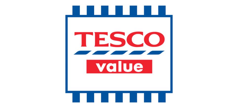 Tesco value