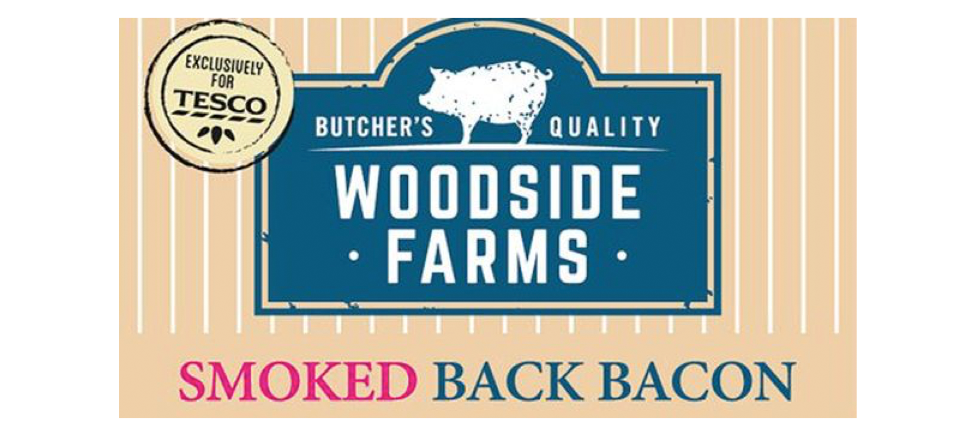 Tesco woodside farms