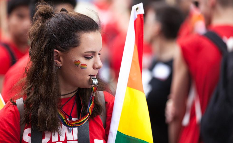 Pride in London 2016 Credit Andy Tyler