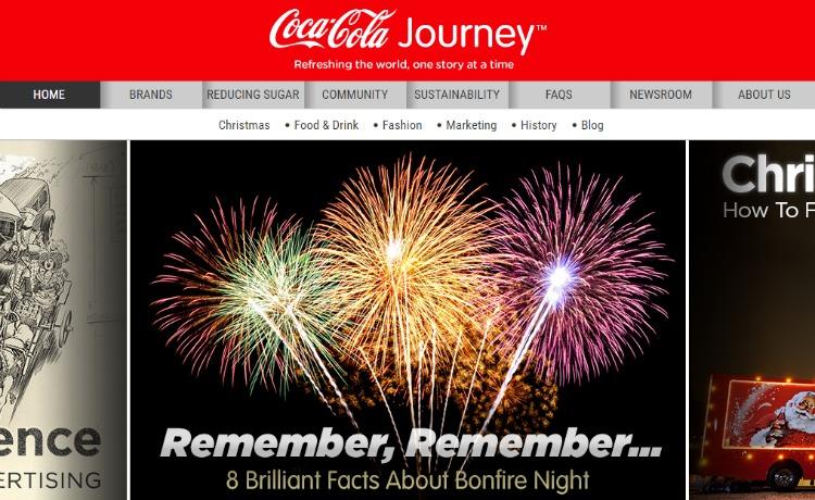 Coca-cola content