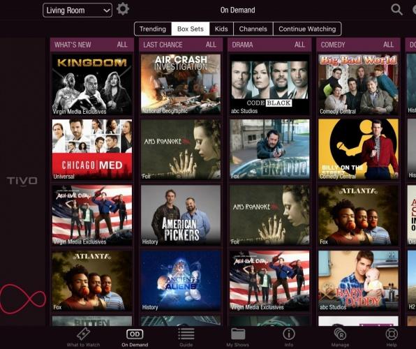 Virgin TV