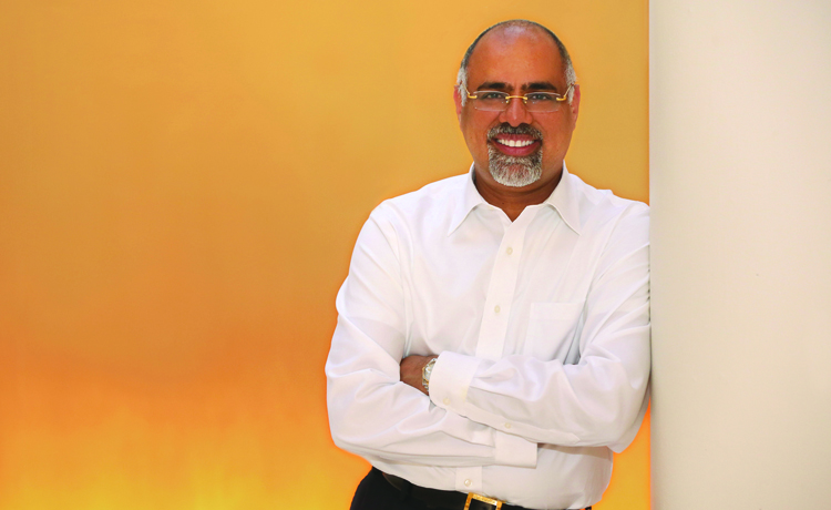 Mastercard CMO Raja Rajamannar