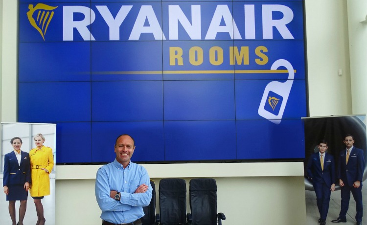 Ryanair Rooms