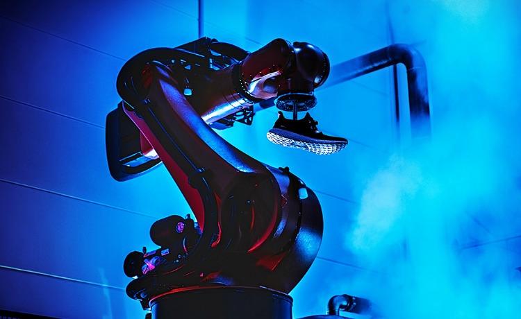 Adidas Futurecraft speed factory
