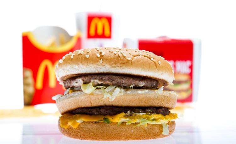 McDonald's mobile ordering