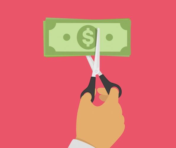 digital ad spend cutting