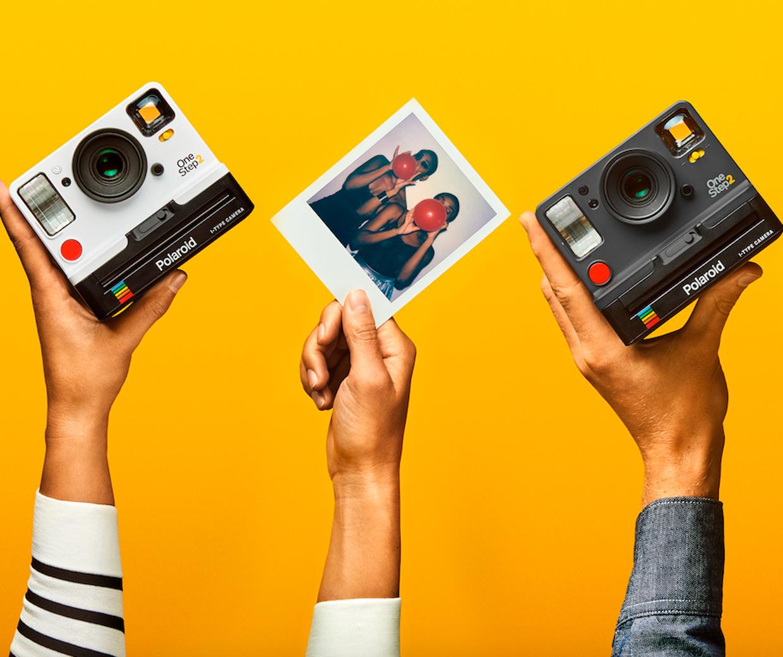Polaroid Camera (Green) - I Give Cool Gifts