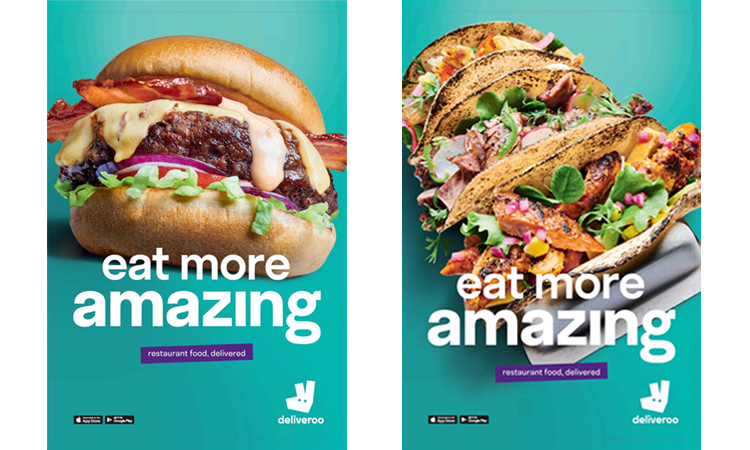 deliveroo marketing campaign