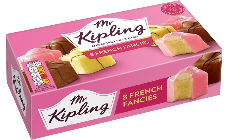 Mr Kipling French Fancy
