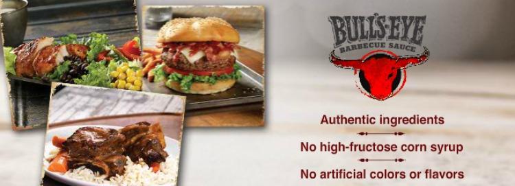 Heinz Bull's-Eye BBQ sauce