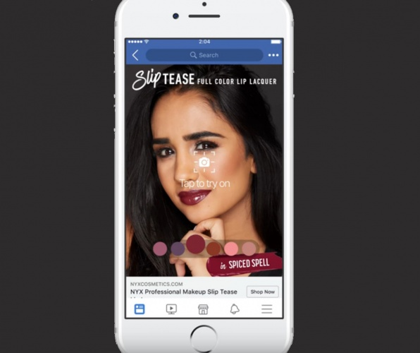 L'Oreal is collaborating with Facebook on AR