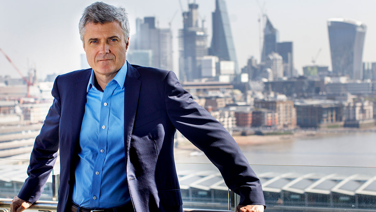 Mark Read, WPP CEO