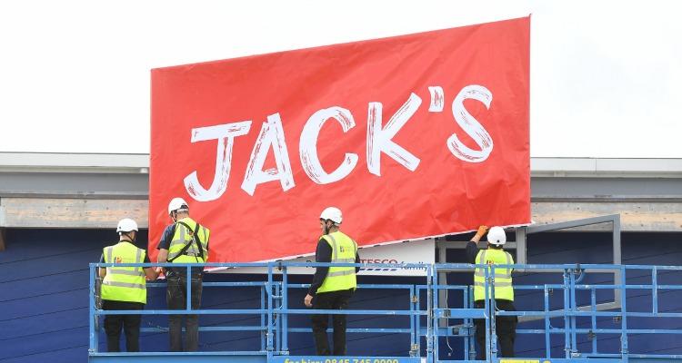 Jack's discount store