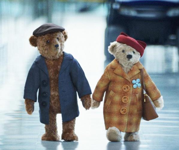 Heathrow Christmas ad