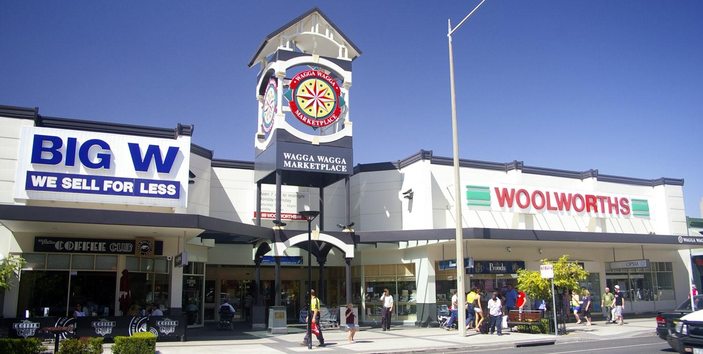 Woolworths Big W