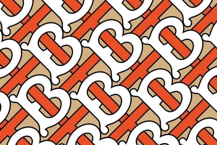 Burberry monogram