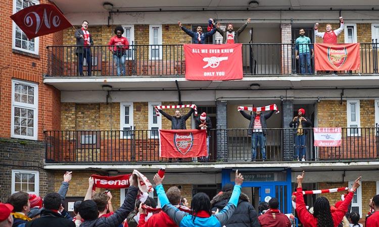 Arsenal, Premier League, Football, Coca-Cola