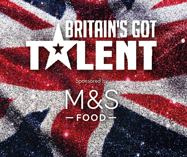 M&S Britain's Got Talent sponsorship