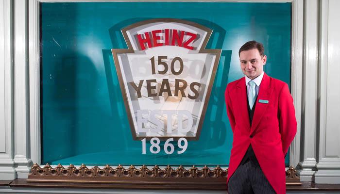 heinz fortnum mason 150th anniversary