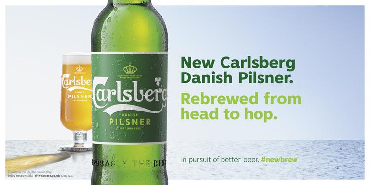 Carlsberg Danish Pilsner