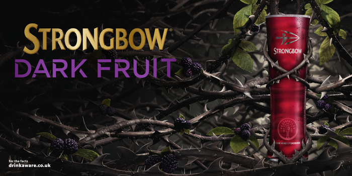 strongbow dark fruit