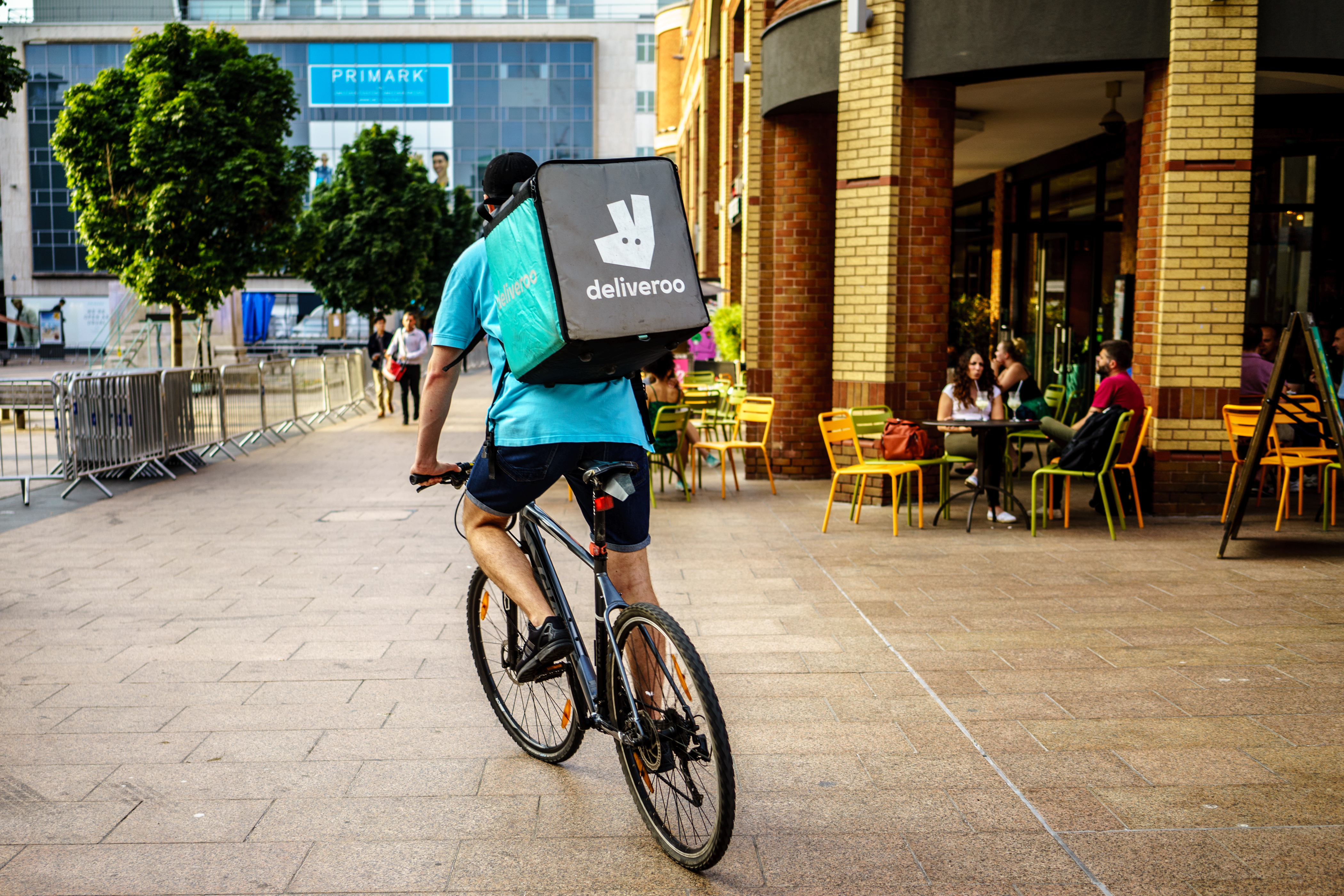 customer experience deliveroo