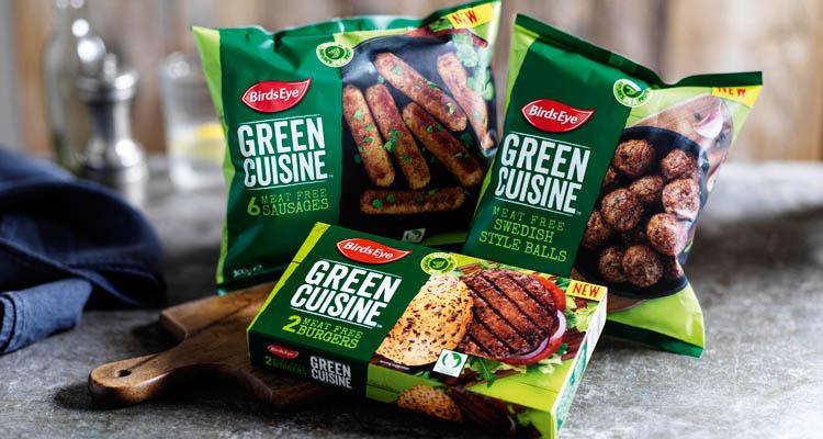 birds eye green cuisine