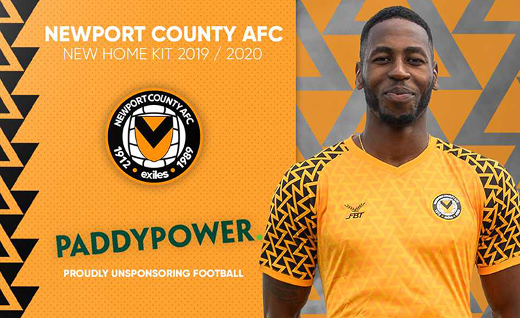 Newport County Paddy Power