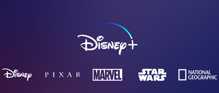 Disney+ streaming service