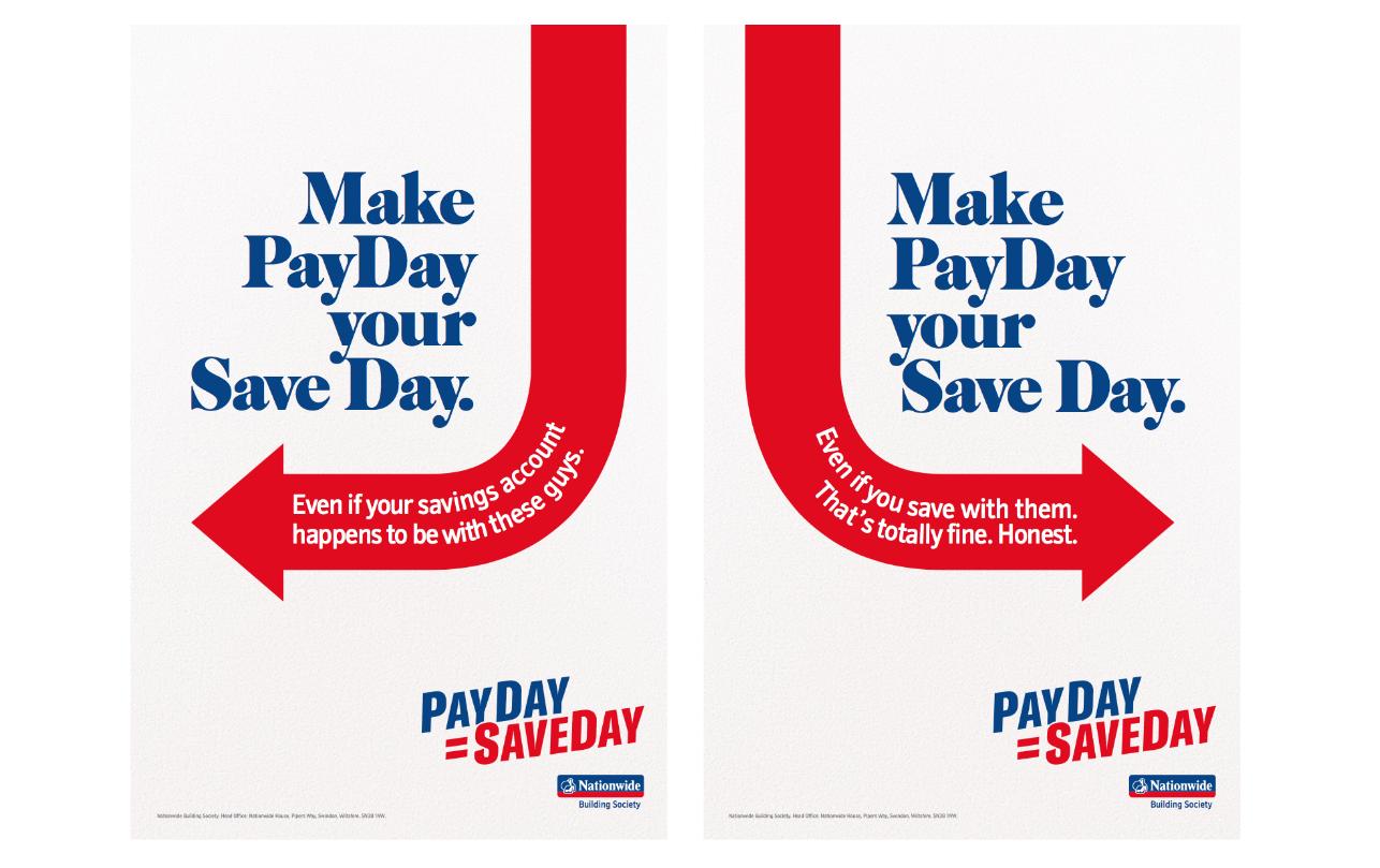 Nationwide Payday Saveday