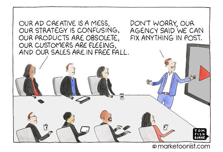 Marketoonist - Fix it