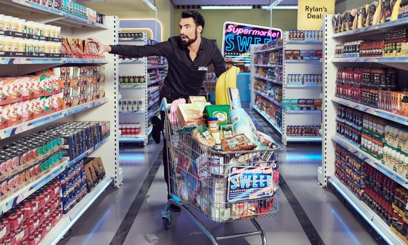 Tesco Supermarket Sweet