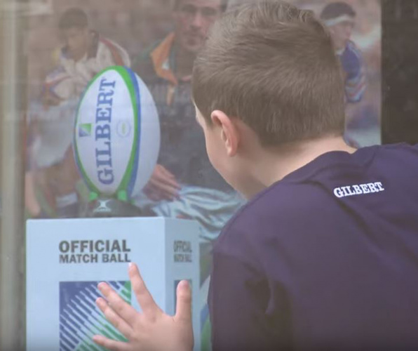 Gilbert rugby world cup
