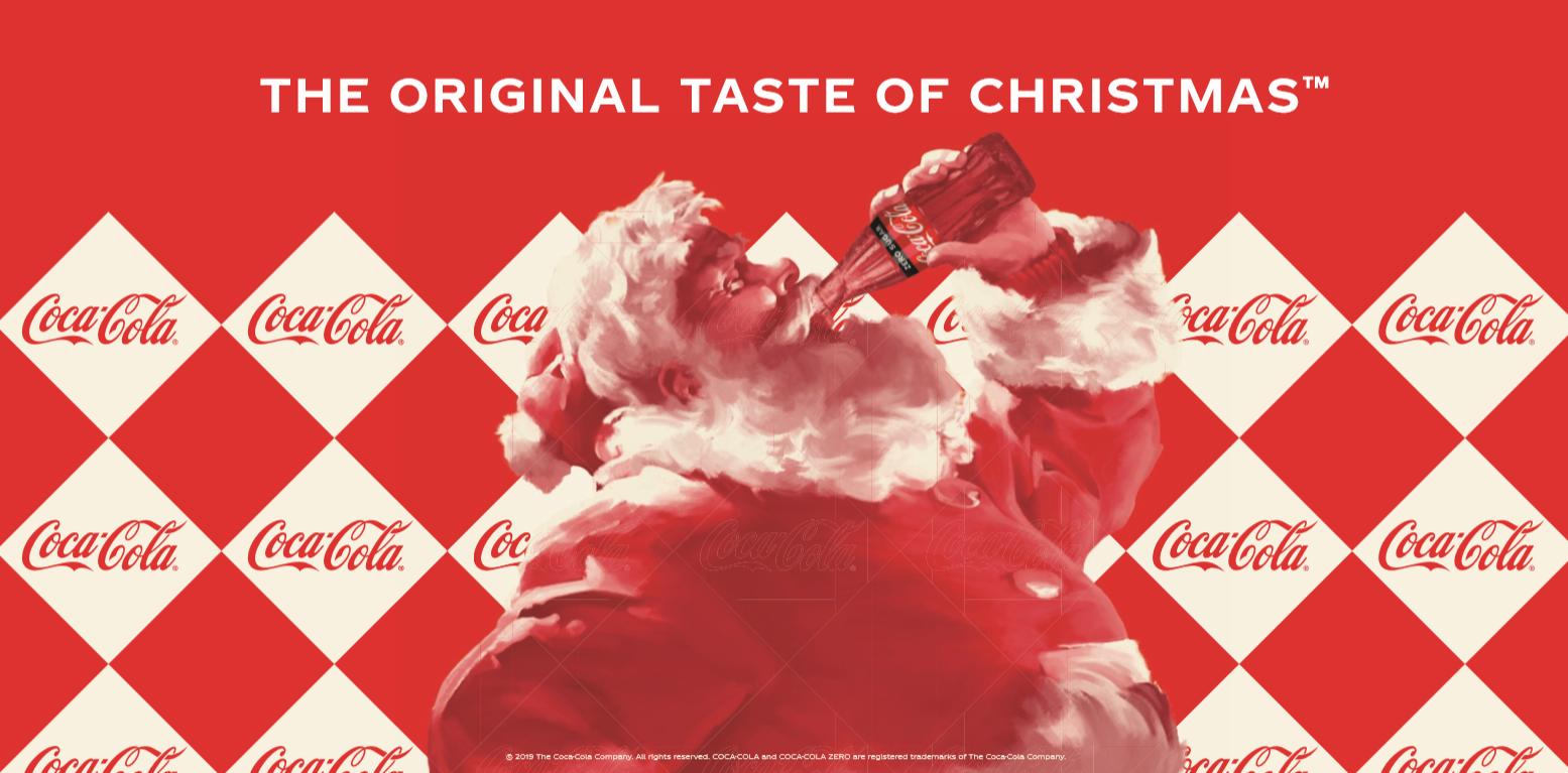 Coca Cola 2020 Christmas Advertisement Coca Cola launches biggest ever Christmas campaign