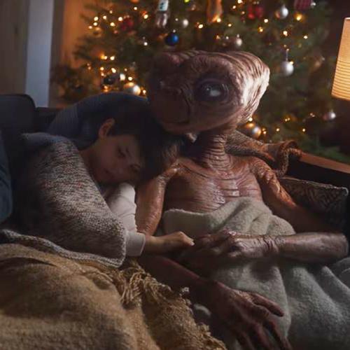 Sky Christmas ad
