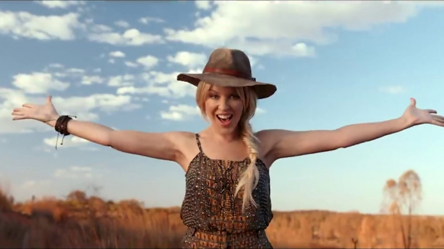 Tourism Australia Matesong campaign