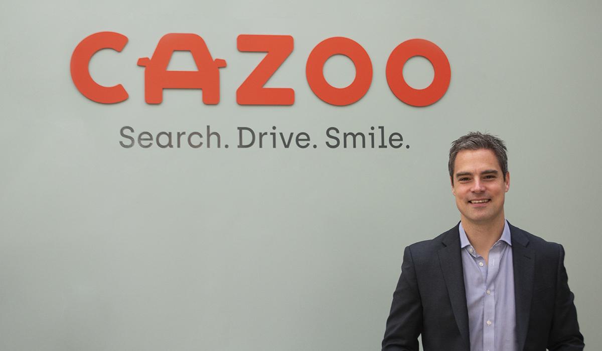 Darren Bentley Cazoo Chief Customer Officer