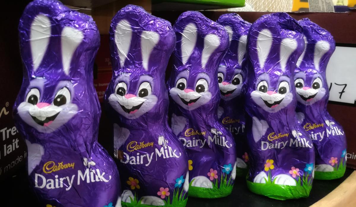 cadbury easter