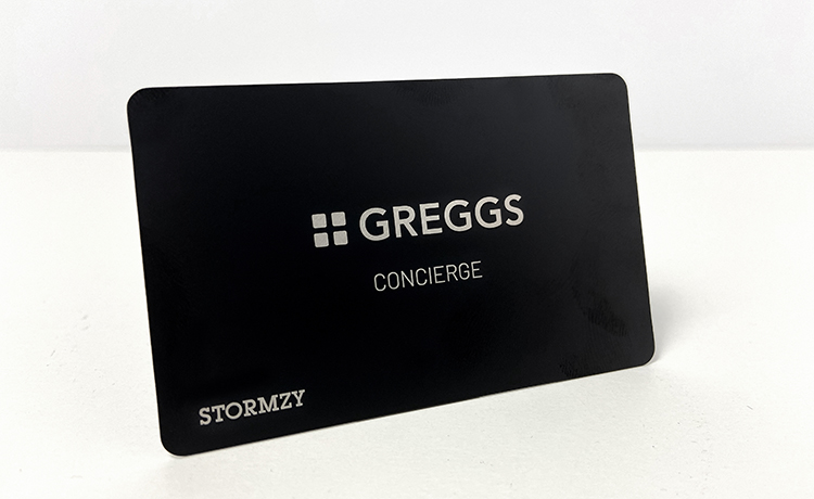 Greggs VIP card