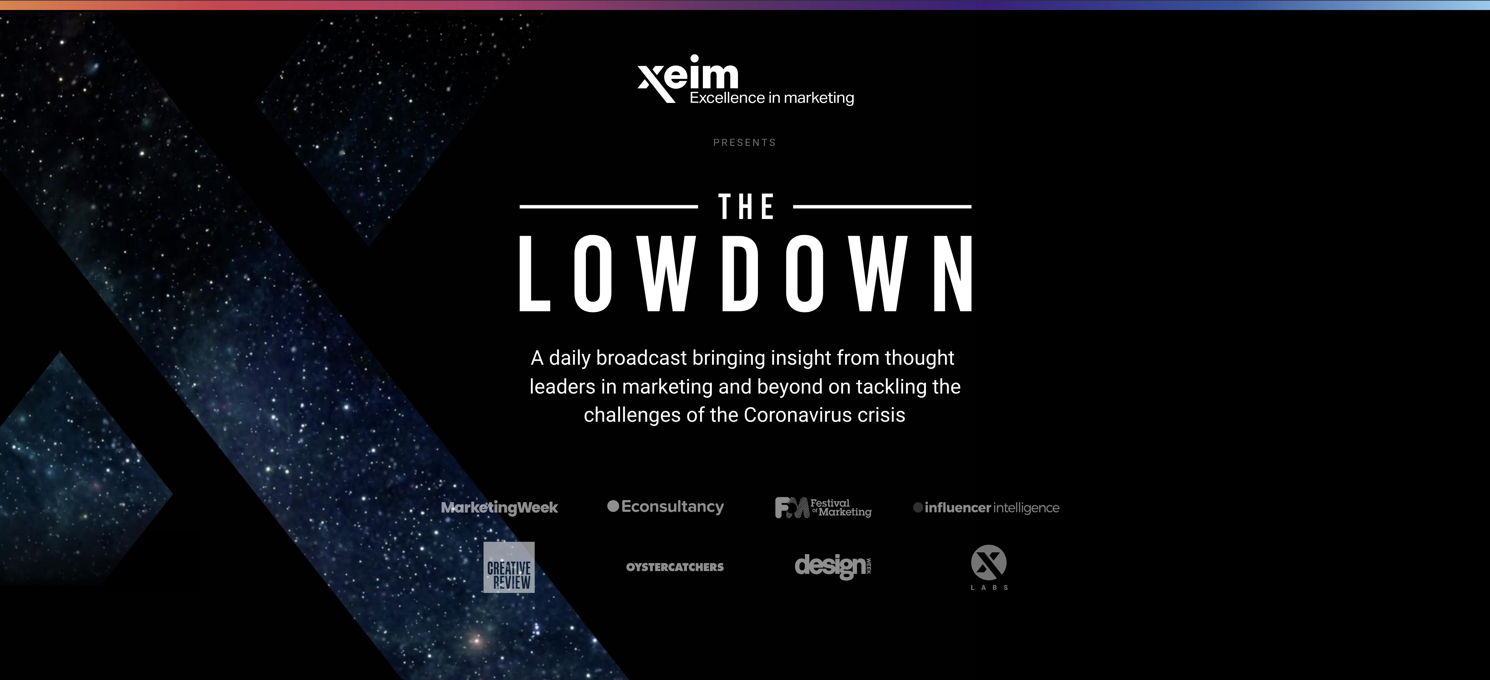 the lowdown on coronavirus and marketing