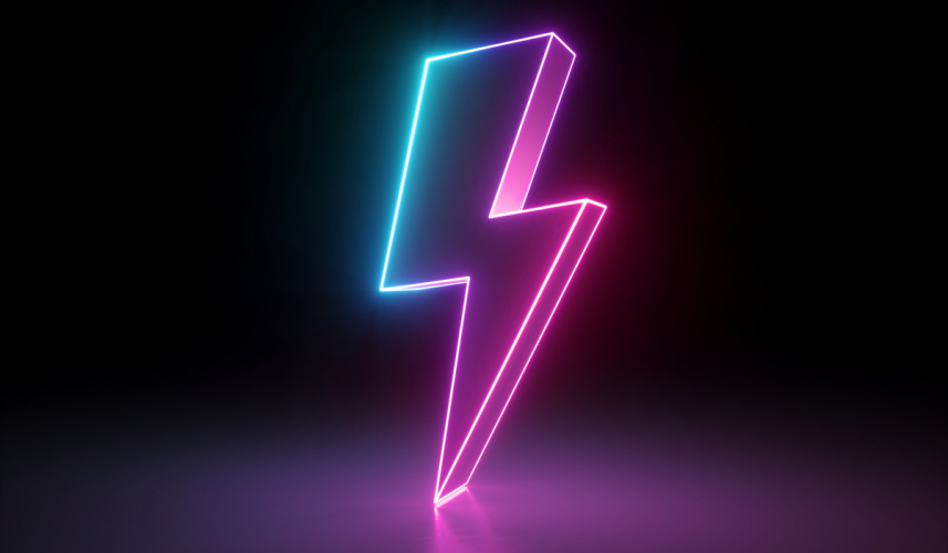 Lightening bolt 2