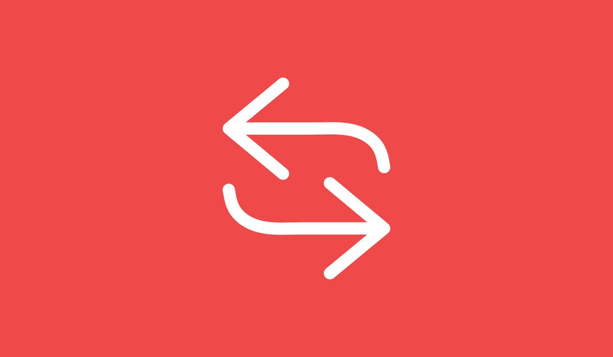 Two tasks arrow