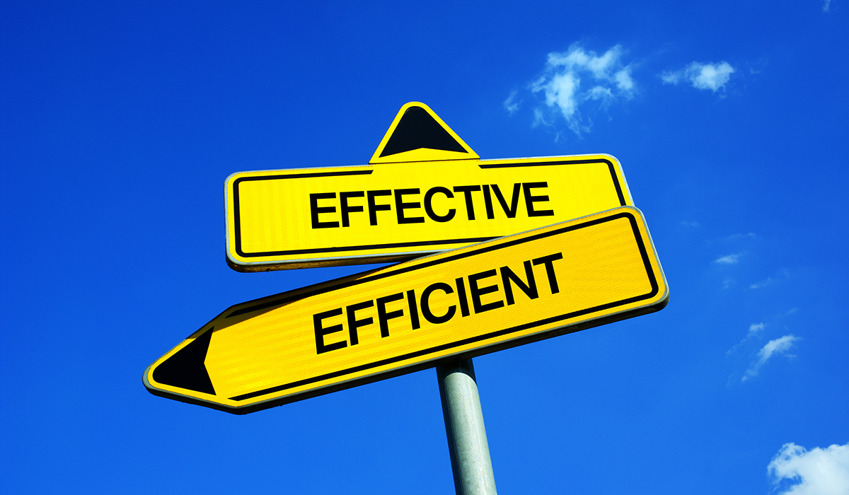 Effectiveness