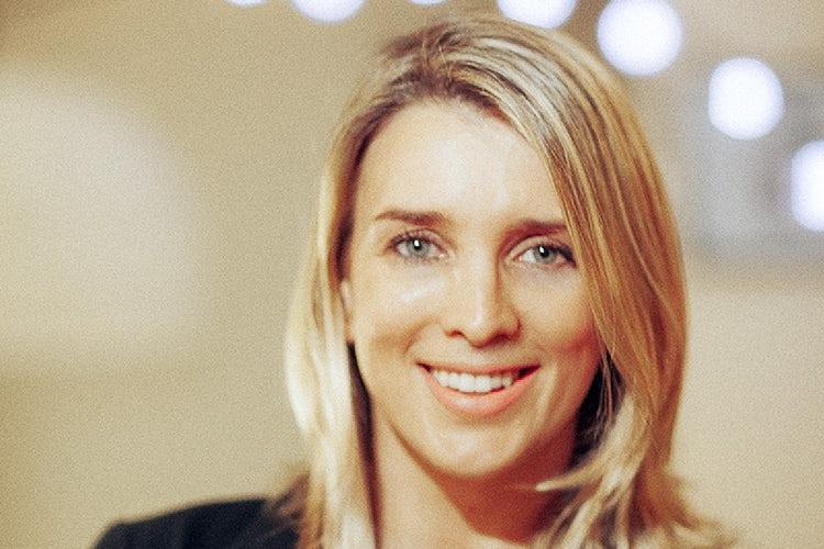 Mini MBA star: Sandrine Stresser