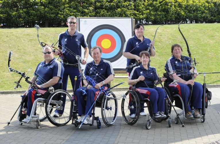 paralympic archery
