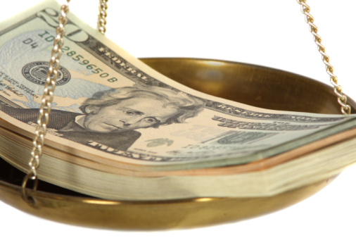 money justice litigation