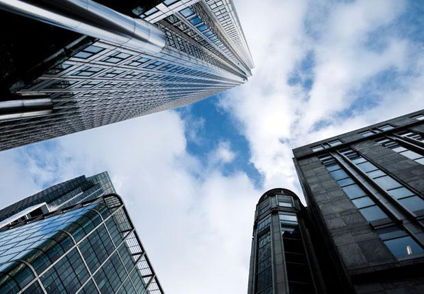 Canary Wharf Banking