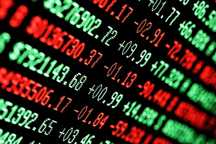 exchange trading floor stocks shares AIM FTSE