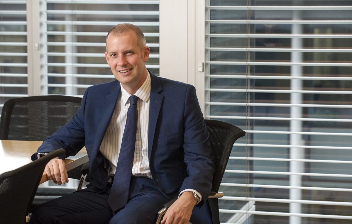 Picture of Callum Sinclair, partner at Burness Paull, to illustrate The Lawyer Hot 100 Career Quiz with Callum Sinclair, Burness Paull career
