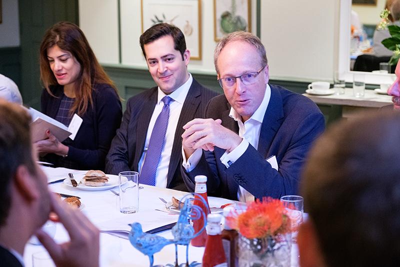 Kinstellar The Lawyer roundtable